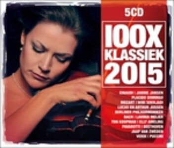 CD 100x Klassiek 2015