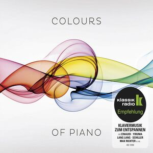 CD Colours of Piano