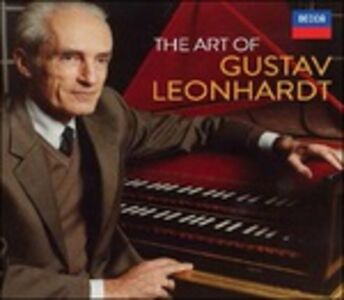 CD The Art of Gustav Leonhardt