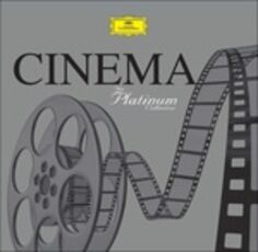 CD Cinema Platinum Collection (Colonna Sonora)
