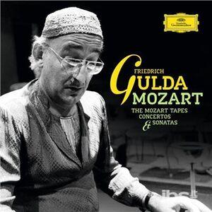 Foto Cover di The Mozart Tapes. Concerti e sonate, CD di Wolfgang Amadeus Mozart,Friedrich Gulda, prodotto da Deutsche Grammophon