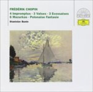 CD Improvvisi - Valzer - Mazurke di Fryderyk Franciszek Chopin