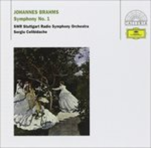 CD Sinfonia n.1 di Johannes Brahms
