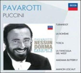 CD Nessun dorma di Giacomo Puccini