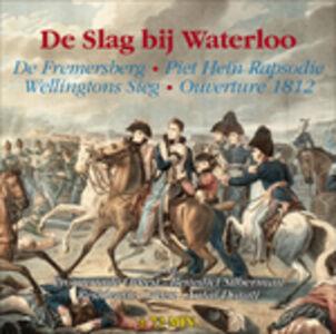 CD Slag Bij Waterloo  0