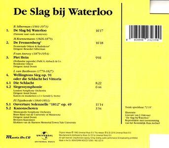 CD Slag Bij Waterloo  1