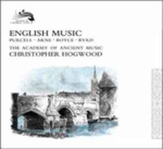 CD English Music