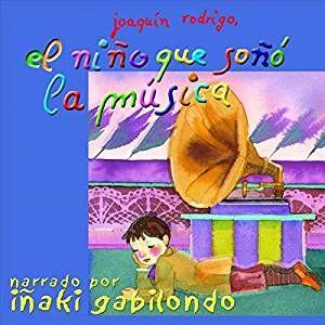 CD El Nino Que Sono La.. di Joaquin Rodrigo