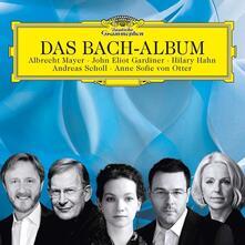 Bach - CD Audio di Johann Sebastian Bach,Anne Sofie von Otter,Andreas Scholl,John Eliot Gardiner,Albrecht Mayer