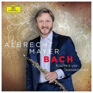 CD Konzerte & Transkriptione di Johann Sebastian Bach