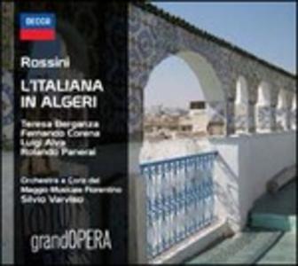 CD L'italiana in Algeri di Gioachino Rossini