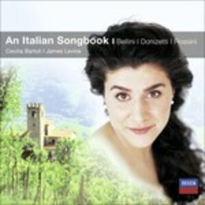 CD Italian Songbook