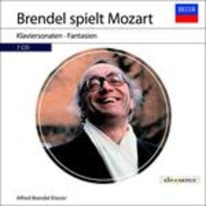 CD Brendel Spielt Mozart