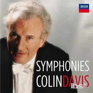 CD The Symphonies