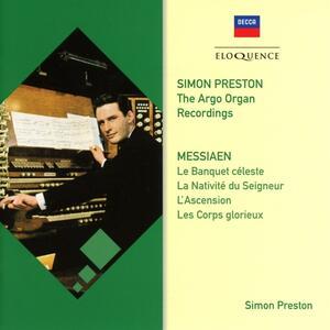 Musica per Organo - CD Audio di Olivier Messiaen
