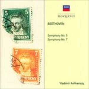 Foto Cover di Symphonies, CD di Ludwig van Beethoven, prodotto da Eloquence