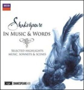 CD Shakespeare in Music and Words