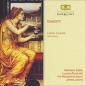 CD L'elisir D'amore di Gaetano Donizetti