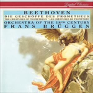 CD Le creature di Prometeo (Die Geschoepfe des Prometheus) di Ludwig van Beethoven