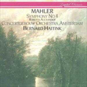 CD Sinfonia n.4 in sol maggiore di Gustav Mahler