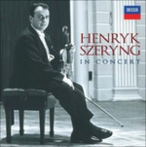 CD Szeryng in Concert