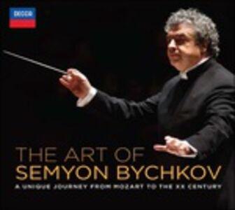 Foto Cover di The Art of Bychkov, CD di Semion Bychkov, prodotto da Decca