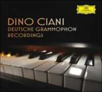 CD Deutsche Grammophon Recordings Dino Ciani