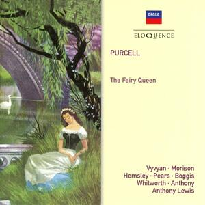 The Fairy Queen - CD Audio di Henry Purcell,Anthony Lewis,Jennifer Vyvyan