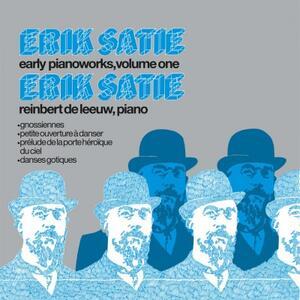 Early Pianoworks vol.1 - Vinile LP di Erik Satie