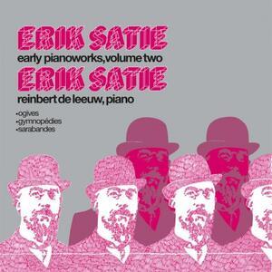 Early Pianoworks vol.2 - Vinile LP di Erik Satie