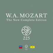 CD Mozart 225. The New Complete Edition Wolfgang Amadeus Mozart