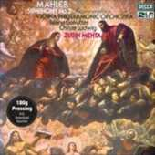 Vinile Sinfonia n.2 Gustav Mahler Zubin Mehta Wiener Philharmoniker