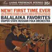 Vinile Balalaika Favourites Vitaly Gnutov Osipov State Russian Folk Orchestra