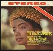 Vinile The Black Maskes / Tabuh-Tabuhan Howard Hanson Roger Sessions Colin McPhee
