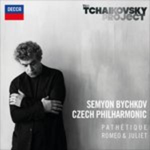 CD Sinfonia n.6 - Romeo e Giulietta di Pyotr Il'yich Tchaikovsky