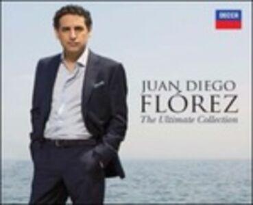Foto Cover di The Ultimate Collection, CD di Juan Diego Florez, prodotto da Decca