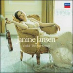 Le quattro stagioni - Vinile LP di Antonio Vivaldi,Janine Jansen