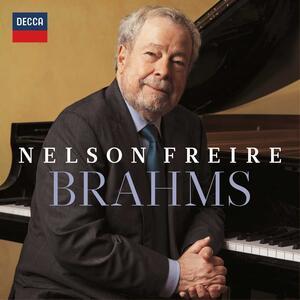 Brahms - CD Audio di Johannes Brahms,Nelson Freire