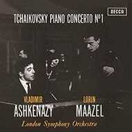 Vinile Concerto per pianoforte n.1 Pyotr Il'yich Tchaikovsky Lorin Maazel Vladimir Ashkenazy