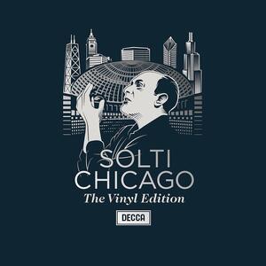 Solti Chicago - Vinile LP di Georg Solti,Chicago Symphony Orchestra