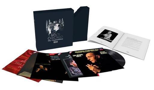 Solti Chicago - Vinile LP di Georg Solti,Chicago Symphony Orchestra - 2