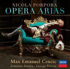 CD Arie d'opera Nicola Antonio Porpora Max Emmanuel Cencic Armonia Atenea