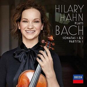Sonata per violino n.1 & n.2 - Partita - Vinile LP di Johann Sebastian Bach,Hilary Hahn