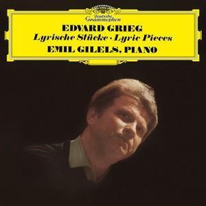 Pezzi lirici - Vinile LP di Edvard Grieg,Emil Gilels