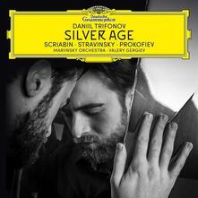 Silver Age - CD Audio di Sergej Sergeevic Prokofiev,Alexander Nikolayevich Scriabin,Igor Stravinsky,Valery Gergiev,Daniil Trifonov