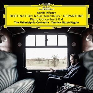 Departure - Vinile LP di Sergej Vasilevich Rachmaninov,Daniil Trifonov