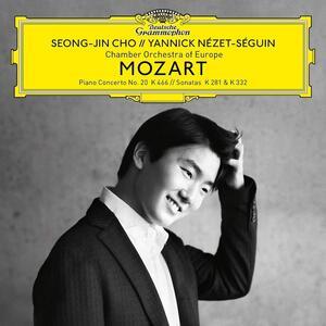 Concerto per pianoforte K466 - Sonata K281 & K332 - Vinile LP di Wolfgang Amadeus Mozart,Chamber Orchestra of Europe,Yannick Nezet-Seguin,Seong-Jin Cho