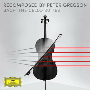 Recomposed. Suites per violoncello - Vinile LP di Edward Gregson