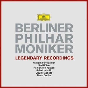 Legendary Recordings - Vinile LP di Berliner Philharmoniker