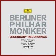 Legendary Recordings (Limited Edition) - Vinile LP di Berliner Philharmoniker